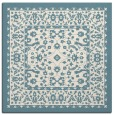 rug #1308787 | square white natural rug
