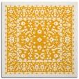 rug #1308831 | square light-orange borders rug
