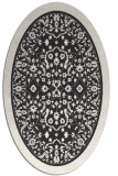 rug #1308849 | oval borders rug