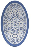 rug #1308892 | oval borders rug