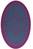 rug #1308923   oval borders rug