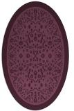 rug #1309021   oval natural rug