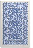 rug #1309259 |  blue damask rug