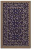 rug #1309315 |  beige damask rug