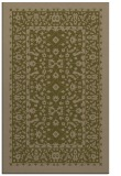 rug #1309323 |  mid-brown borders rug