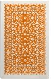 rug #1309427 |  orange borders rug