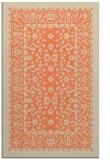 rug #1309431 |  orange natural rug
