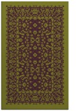 rug #1309459 |  purple traditional rug