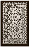 rug #1309515 |  brown traditional rug