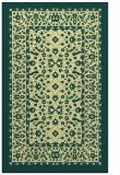 rug #1309547 |  yellow borders rug