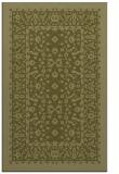 rug #1309563 |  light-green natural rug