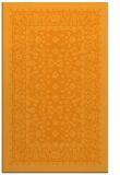 rug #1309571    light-orange damask rug