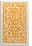 rug #1309575 |  light-orange borders rug