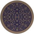 rug #1309683 | round beige popular rug