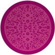 rug #1309808 | round popular rug