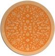 rug #1309861 | round borders rug