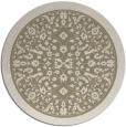 rug #1309898 | round natural rug