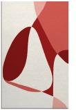 rug #1311319 |  red retro rug
