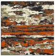rug #1314019 | square abstract rug