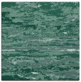 rug #1314051 | square blue-green abstract rug
