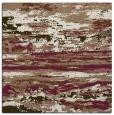 rug #1314155 | square mid-brown rug