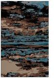 rug #1314747 |  brown abstract rug