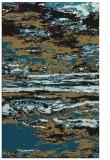 rug #1314759 |  black abstract rug