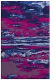 rug #1314767 |  blue abstract rug