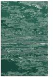 rug #1314787 |  blue-green abstract rug