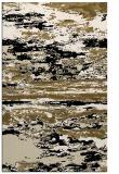 rug #1314791 |  blue-green abstract rug