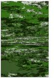 rug #1314875    light-green abstract rug