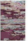 rug #1314899    pink abstract rug