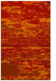 rug #1314995 |  orange abstract rug