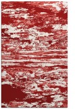 rug #1314999 |  red abstract rug