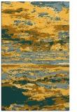 rug #1315063 |  light-orange abstract rug