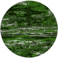 rug #1315243 | round light-green abstract rug