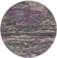 rug #1315287 | round beige abstract rug