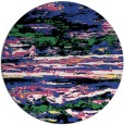 rug #1315303 | round black popular rug