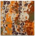 rug #1315835 | square beige rug