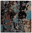 rug #1315851 | square black rug