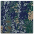 rug #1315875 | square blue abstract rug