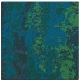 rug #1315899 | square blue abstract rug