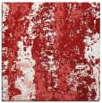 rug #1316103 | square red abstract rug