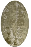 rug #1316547 | oval abstract rug