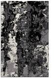 rug #1316575 |  black abstract rug