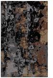 rug #1316579 |  black abstract rug