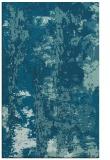 rug #1316623    blue-green abstract rug