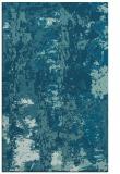 rug #1316639 |  blue-green abstract rug