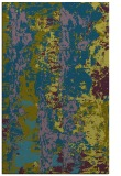 rug #1316647 |  green abstract rug