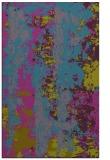 rug #1316651    pink abstract rug